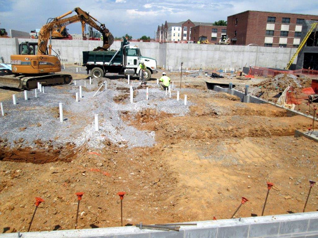 Shippensburg University construction project