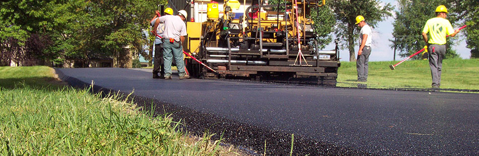 Commerical paving experts